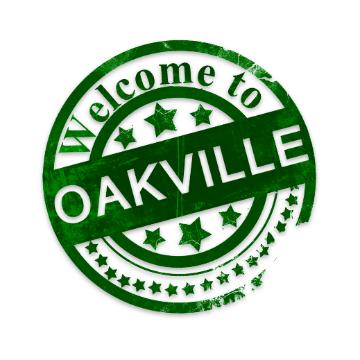 oakville badge