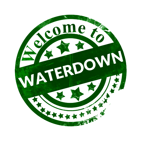 waterdown badge